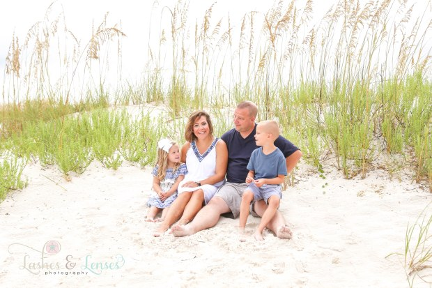 Family Beach Photography Session