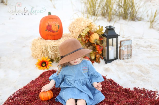 Perdido Key Photography Fall Theme Photoshoot